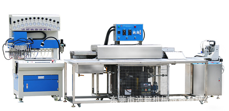 PVC商标自动生产线