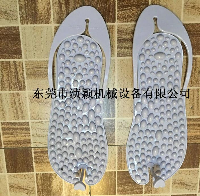 PVC拖鞋生产线:客户应用之新产品亮相!